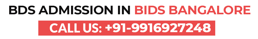 BIDS Bangalore Admission Contact Banner