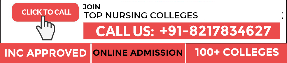 BSc Nursing COlleges Admission Online Guidance