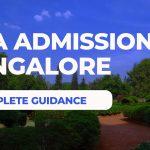 MBA Admission in Bangalore Management Quota