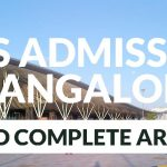 BDS admission in Bangalore