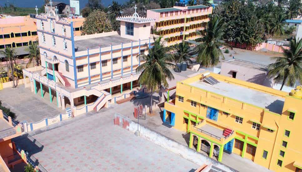 Bharathi Nursing College Bangalore