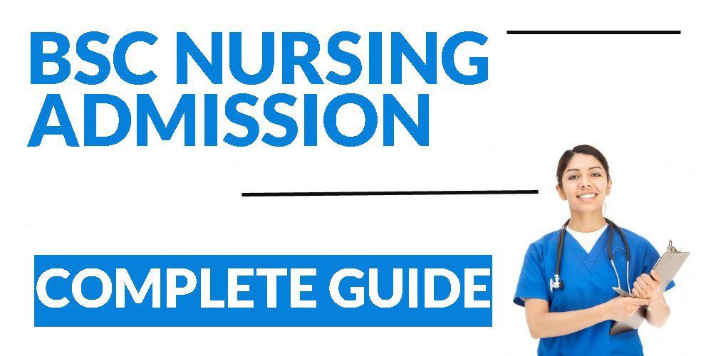 BSc Nursing Admission Banner