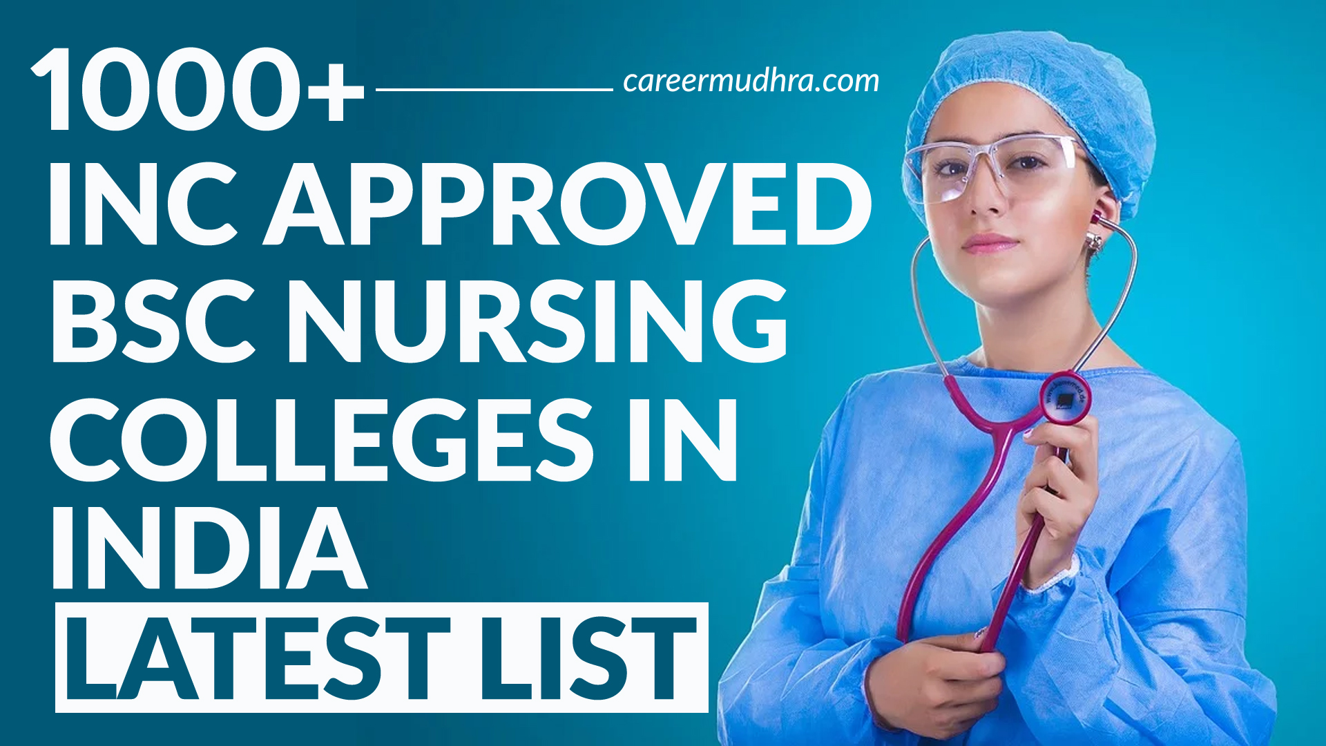 Bsc Nursing Colleges in India Complete List