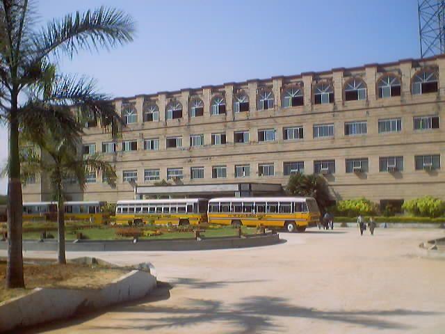 Dhanalakshmi College of Nursing Perambalur