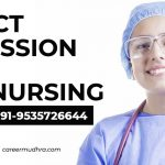 Direct admission in BSc Nursing in India