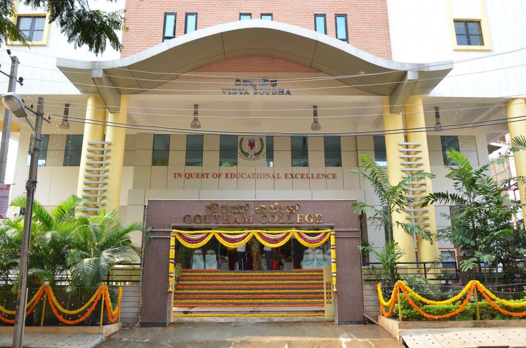 Goutham College of Nursing Bangalore 1