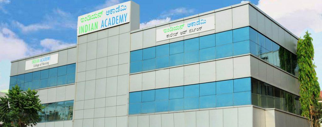 Indian Academy College of Nursing Bangalore 1
