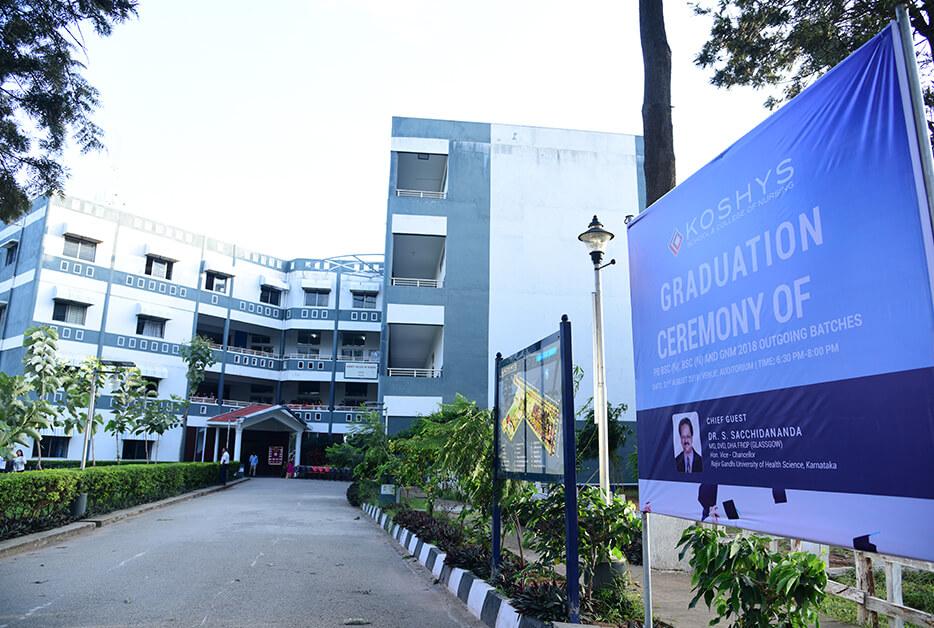 Koshys Nursing College Bangalore 1