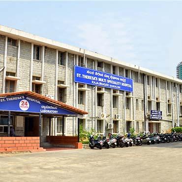 St.Theresa's College Of Nursing Bangalore