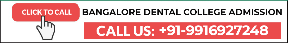 Top dental colleges in Bangalore admission